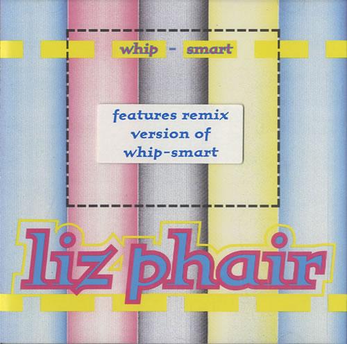 """Liz Phair Whip-Smart CD single (CD5 / 5"""") US LZPC5WH453578"""