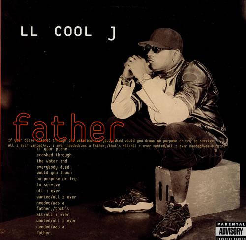 "LL Cool J Father 12"" vinyl single (12 inch record / Maxi-single) European LLC12FA553357"
