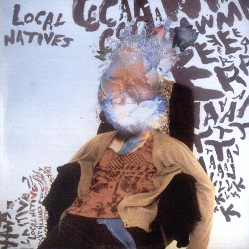 Local Natives Camera Talk CD-R acetate UK L0FCRCA535273