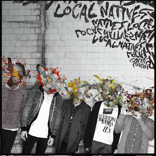 Local Natives Gorilla Manor CD album (CDLP) UK L0FCDGO535168
