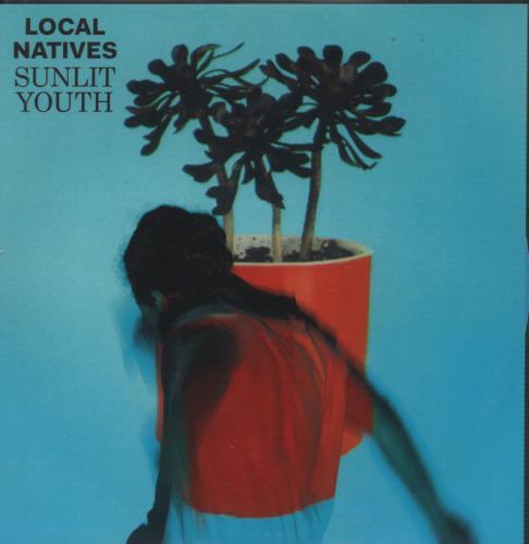 Local Natives Sunlit Youth CD-R acetate UK L0FCRSU665512