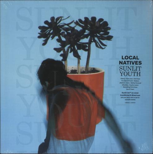 Local Natives Sunlit Youth vinyl LP album (LP record) US L0FLPSU729453