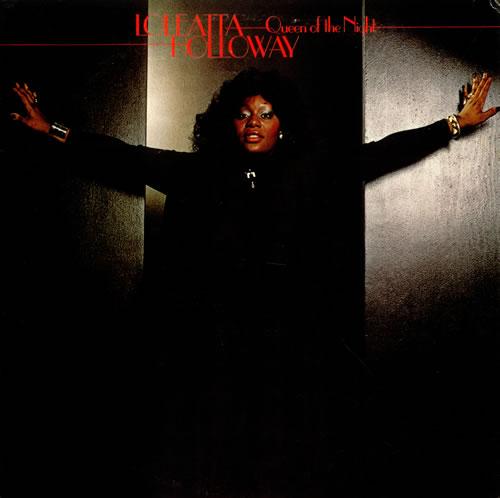 Loleatta Holloway Queen Of The Night vinyl LP album (LP record) Japanese LLHLPQU513714