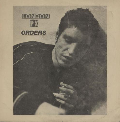 "London PX Orders 7"" vinyl single (7 inch record) UK 2TU07OR757114"