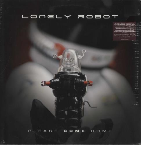 Lonely Robot Please Come Home + CD - Sealed 2-LP vinyl record set (Double Album) German 1322LPL751838