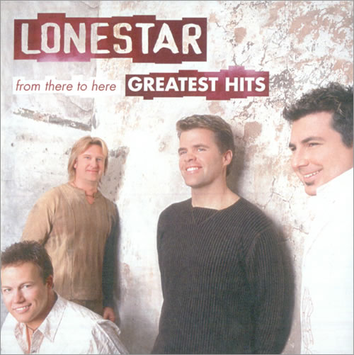 Lonestar My Front Porch Looking In UK Promo CD-R acetate (514859)