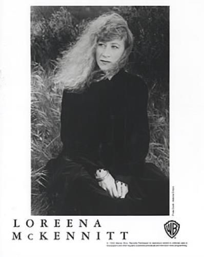 Loreena McKennitt The Visit media press pack US LKTPPTH313383