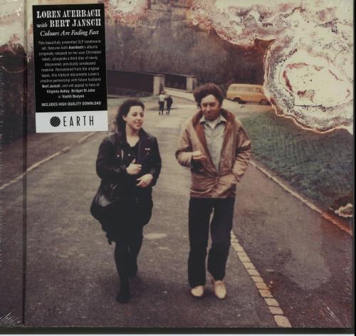 Loren Auerbach Colours Are Fading Fast - RSD 16 - Sealed 3-LP vinyl record set (Triple Album) UK LC93LCO650998