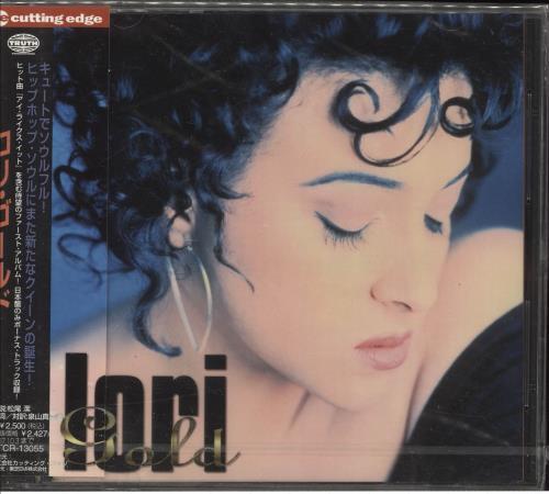 Lori Gold Lori Gold CD album (CDLP) Japanese Z83CDLO725649
