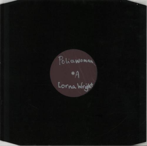 """Lorna Wright Policewoman (Queen Of The Neon Jungle) 12"""" vinyl single (12 inch record / Maxi-single) UK L8R12PO605142"""