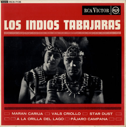Image result for los indios tabajaras