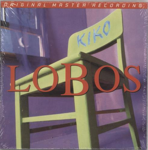 Los Lobos Kiko - Sealed super audio CD SACD US LOSSAKI693224