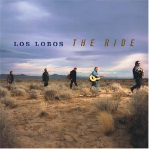 Los Lobos The Ride CD album (CDLP) UK LOSCDTH287502