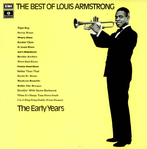 Image result for jazz great louis armstrong in 1971