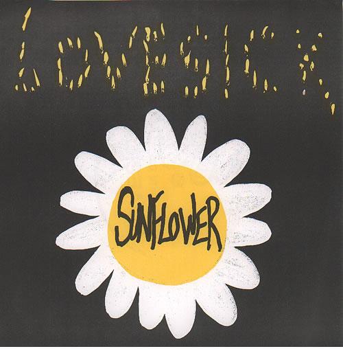 "Lovesick Sunflower 7"" vinyl single (7 inch record) UK N7Z07SU636688"