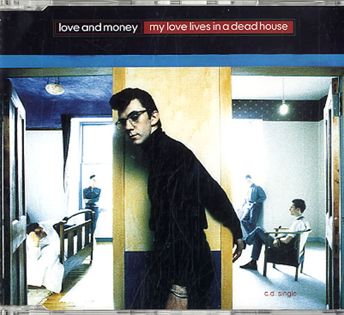 "Love And Money My Love Lives In A Dead House + Box CD single (CD5 / 5"") UK L&MC5MY108527"