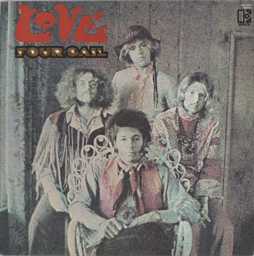 Love Four Sail - EX vinyl LP album (LP record) UK LOVLPFO342185