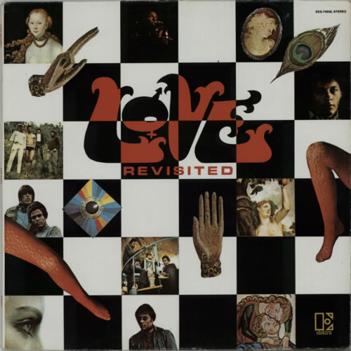 Love Love Revisited vinyl LP album (LP record) Canadian LOVLPLO602558