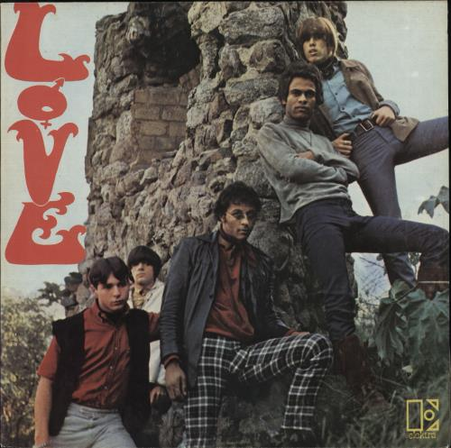 Love Love vinyl LP album (LP record) Greek LOVLPLO440965