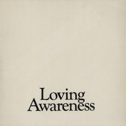 Loving Awareness Loving Awareness vinyl LP album (LP record) Dutch LVWLPLO752458