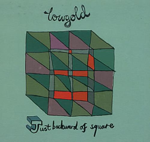 Lowgold Just Backward Of Square CD album (CDLP) UK LGDCDJU194532