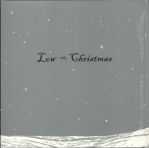 Low Christmas vinyl LP album (LP record) UK LAJLPCH521243