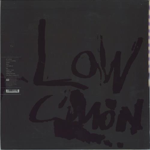 Low C'mon vinyl LP album (LP record) US LAJLPCM769903