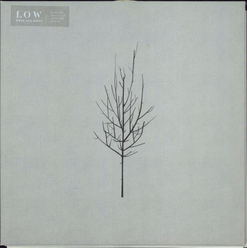 Low Ones And Sixes - 180gm 2-LP vinyl record set (Double Album) US LAJ2LON736406