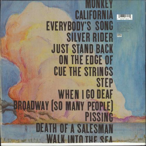 Low The Great Destroyer + Insert 2-LP vinyl record set (Double Album) US LAJ2LTH769652