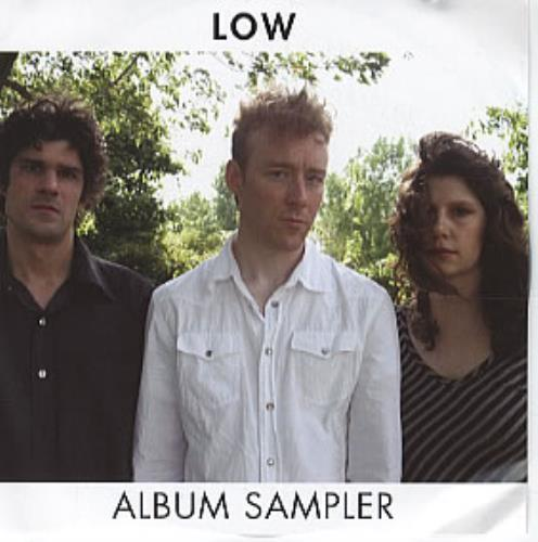 "Low The Great Destroyer - Album Sampler CD single (CD5 / 5"") UK LAJC5TH316325"