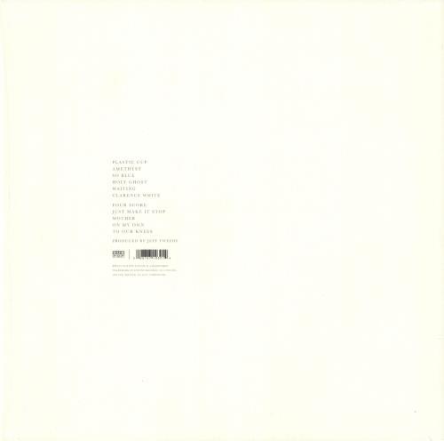 Low The Invisible Way - Red Vinyl + Shrink vinyl LP album (LP record) US LAJLPTH738989