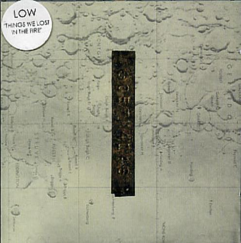 Low Things We Lost In The Fire CD album (CDLP) UK LAJCDTH287133