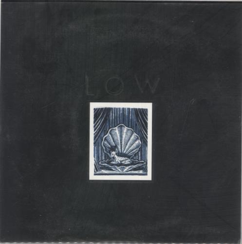"""Low Venus 7"""" vinyl single (7 inch record) UK LAJ07VE335403"""