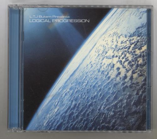 LTJ Bukem Logical Progression 2 CD album set (Double CD) UK LTB2CLO728038