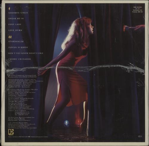 Lucifer's Friend Sneak Me In vinyl LP album (LP record) German LF6LPSN757826