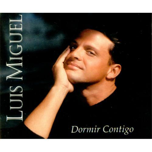 """Luis Miguel Dormir Contigo CD single (CD5 / 5"""") Colombian LUIC5DO415933"""