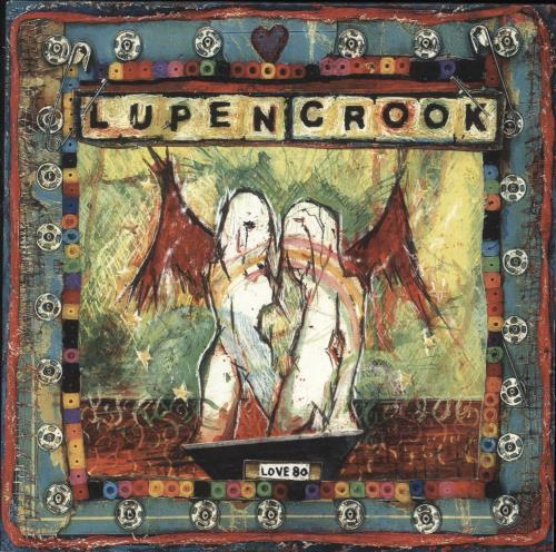 "Lupen Crook Love 80 7"" vinyl single (7 inch record) UK LD907LO717375"