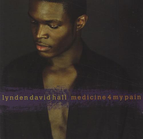 Lynden David Hall Medicine 4 My Pain CD album (CDLP) UK LDHCDME428909