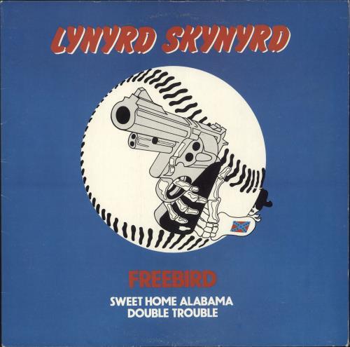 """Lynyrd Skynyrd Freebird - EX 12"""" vinyl single (12 inch record / Maxi-single) UK LRD12FR700481"""