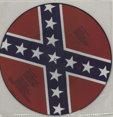 "Lynyrd Skynyrd Freebird 12"" vinyl picture disc 12inch picture disc record UK LRD2PFR00947"