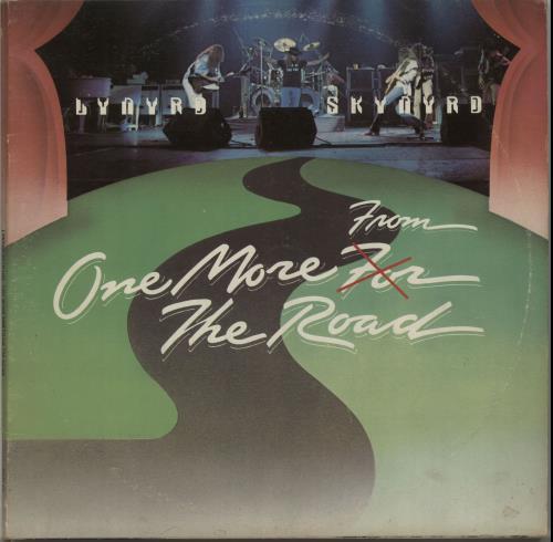 Lynyrd Skynyrd One More From The Road 2-LP vinyl record set (Double Album) UK LRD2LON171425