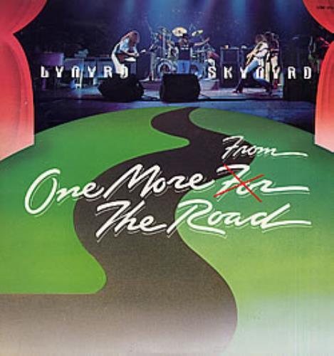Lynyrd Skynyrd One More From The Road Japanese Promo 2-LP vinyl record set  (Double Album)