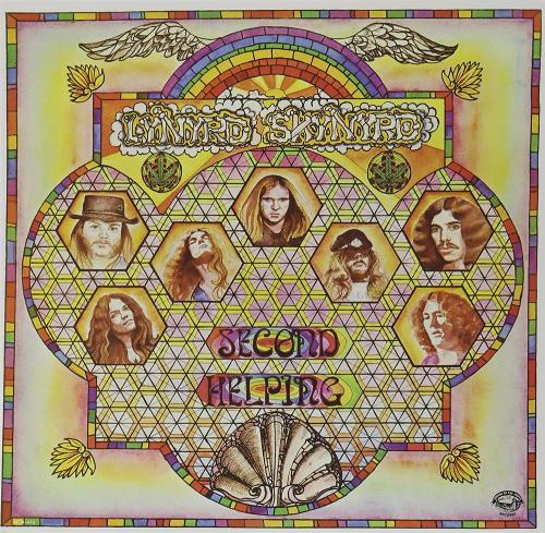 Lynyrd Skynyrd Second Helping - 180 Gram - Sealed vinyl LP album (LP record) US LRDLPSE775350
