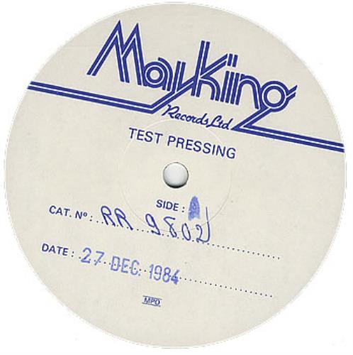 M-80 M-80 vinyl LP album (LP record) UK M8TLPM383059