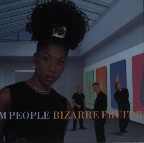 M-People Bizarre Fruit II 2 CD album set (Double CD) UK MPE2CBI150506