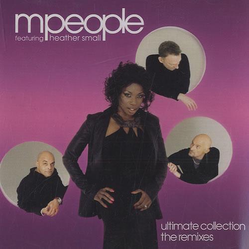 M-People Ultimate Collection Remix Album CD album (CDLP) UK MPECDUL316877