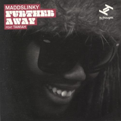 "Maddslinky Further Away CD single (CD5 / 5"") UK 0CGC5FU732557"