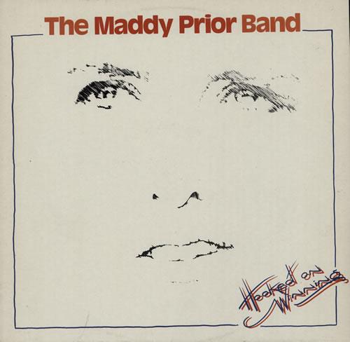 Maddy Prior Hooked On Winning vinyl LP album (LP record) UK YDDLPHO567794