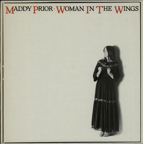 Maddy Prior Woman In The Wings vinyl LP album (LP record) UK YDDLPWO288241