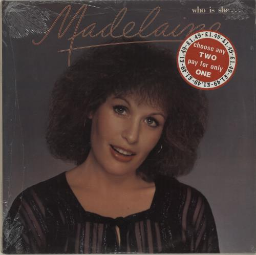 Madelaine Who Is She... - Sealed vinyl LP album (LP record) UK QBELPWH686342